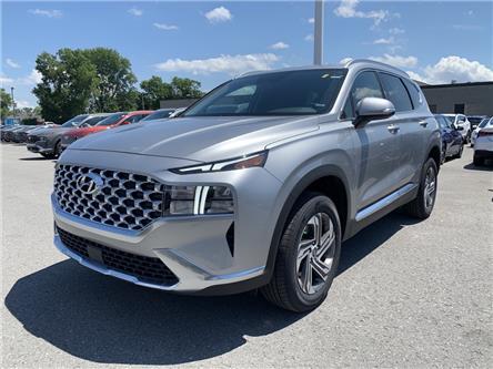2021 Hyundai Santa Fe Preferred (Stk: S20568) in Ottawa - Image 1 of 20