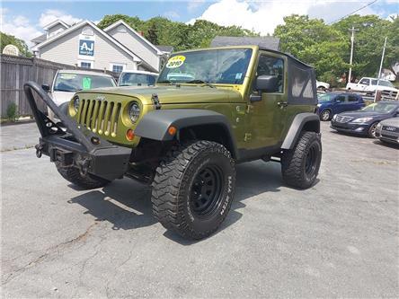 2010 Jeep Wrangler Sport (Stk: ) in Dartmouth - Image 1 of 16