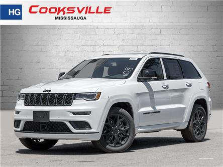 2021 Jeep Grand Cherokee Limited (Stk: MC702629) in Mississauga - Image 1 of 21