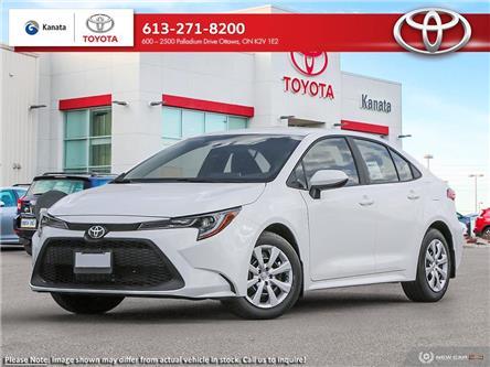 2021 Toyota Corolla LE (Stk: 91275) in Ottawa - Image 1 of 23