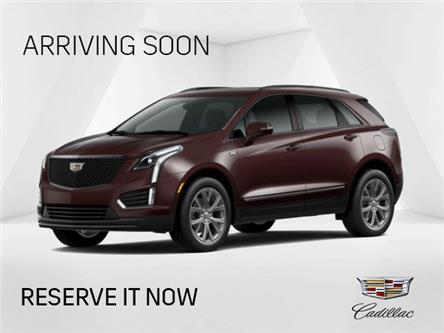 2022 Cadillac XT5 Premium Luxury (Stk: F-ZRQMKF) in Oshawa - Image 1 of 5