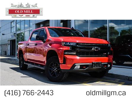 2020 Chevrolet Silverado 1500 LT Trail Boss (Stk: 284846U) in Toronto - Image 1 of 27