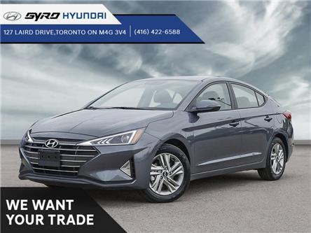 2020 Hyundai Elantra Luxury (Stk: H5007) in Toronto - Image 1 of 23