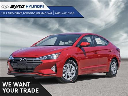 2020 Hyundai Elantra ESSENTIAL (Stk: H5916) in Toronto - Image 1 of 23