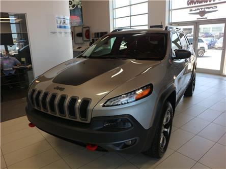 2018 Jeep Cherokee Trailhawk (Stk: M0269R) in Québec - Image 1 of 29