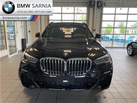 2021 BMW X5 xDrive40i (Stk: BF2156) in Sarnia - Image 1 of 10
