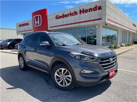 2016 Hyundai Tucson Premium (Stk: U07421) in Goderich - Image 1 of 18