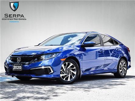 2020 Honda Civic EX (Stk: P9359) in Toronto - Image 1 of 25