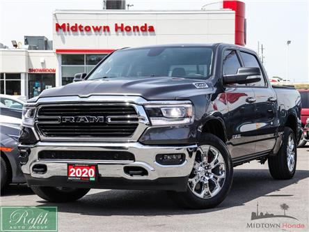 2020 RAM 1500 Big Horn (Stk: 2210713A) in North York - Image 1 of 28