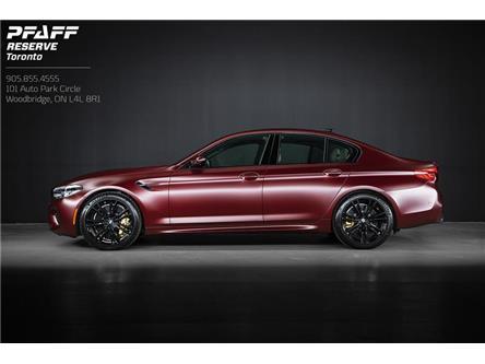 2018 BMW M5 Base (Stk: ES0008) in Woodbridge - Image 1 of 22