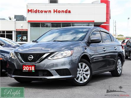 2018 Nissan Sentra 1.8 SV (Stk: 2210493A) in North York - Image 1 of 27
