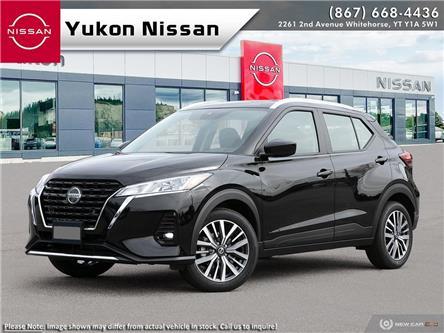 2021 Nissan Kicks SV (Stk: 21K8387) in Whitehorse - Image 1 of 23
