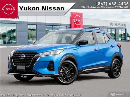 2021 Nissan Kicks SR (Stk: 21K8709) in Whitehorse - Image 1 of 23