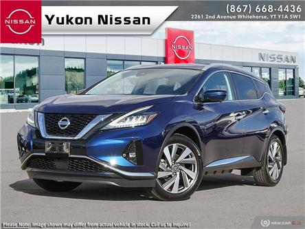 2021 Nissan Murano SL (Stk: 21M0626) in Whitehorse - Image 1 of 23