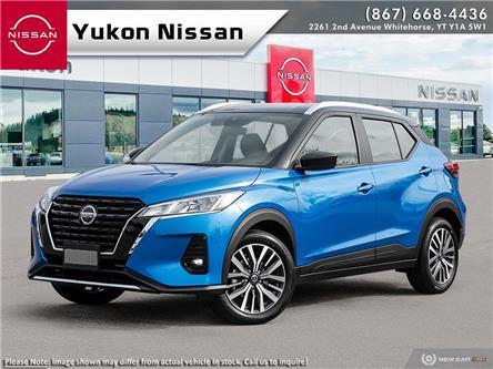 2021 Nissan Kicks SV (Stk: 21K8071) in Whitehorse - Image 1 of 23