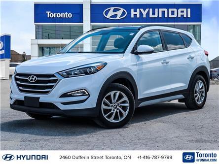 2018 Hyundai Tucson SE 2.0L (Stk: U07202) in Toronto - Image 1 of 28