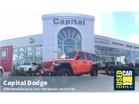 2019 Jeep Wrangler Unlimited Rubicon (Stk: M00394A) in Kanata - Image 1 of 24
