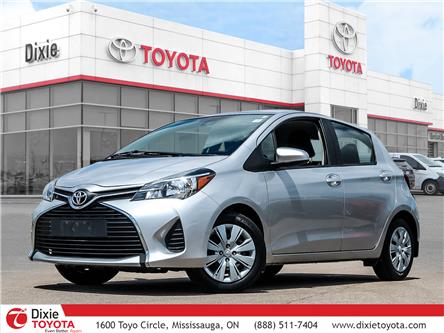 2017 Toyota Yaris  (Stk: D211298A) in Mississauga - Image 1 of 26