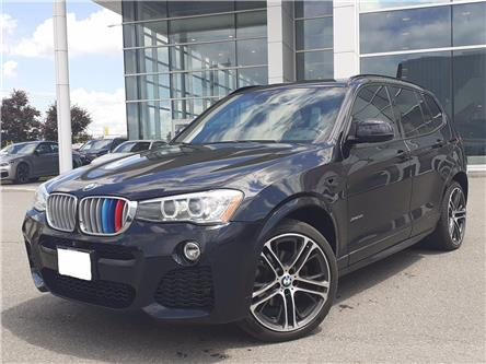 2017 BMW X3 xDrive35i (Stk: P9949) in Gloucester - Image 1 of 23