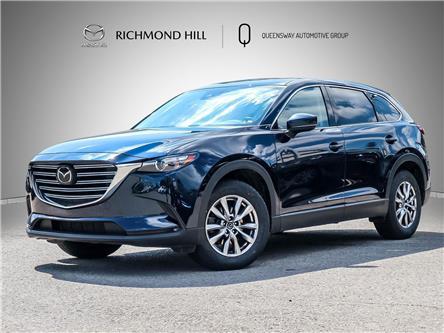 2018 Mazda CX-9 GS-L (Stk: 21-489A) in Richmond Hill - Image 1 of 25