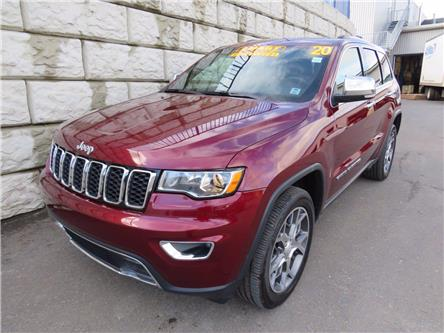 2020 Jeep Grand Cherokee Limited ONLY $166wk ALL IN (Stk: D10812P) in Fredericton - Image 1 of 22