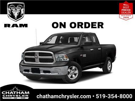 2021 RAM 1500 Classic SLT (Stk: ) in Chatham - Image 1 of 10