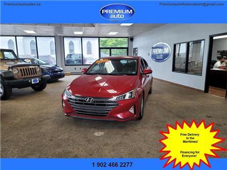 2019 Hyundai Elantra Preferred (Stk: 858695) in Dartmouth - Image 1 of 20