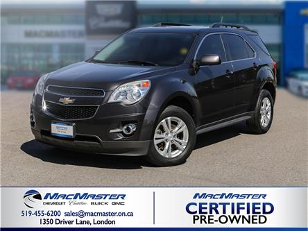 2013 Chevrolet Equinox 2LT (Stk: 21P066A) in London - Image 1 of 10