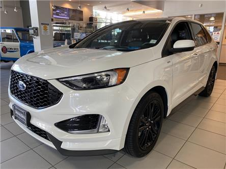 2021 Ford Edge ST Line (Stk: 216733) in Vancouver - Image 1 of 8
