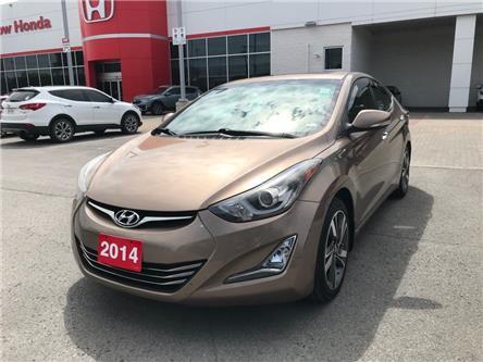 2014 Hyundai Elantra Limited (Stk: VA4180A) in Ottawa - Image 1 of 18