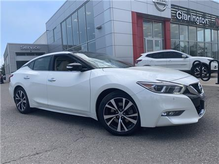 2017 Nissan Maxima Platinum (Stk: MC502099A) in Bowmanville - Image 1 of 21