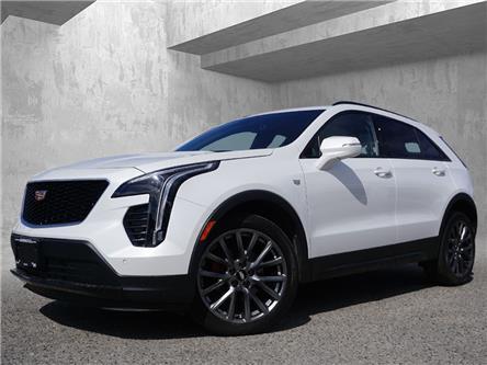2021 Cadillac XT4 Sport (Stk: P21-813) in Kelowna - Image 1 of 5