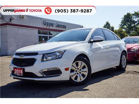 2016 Chevrolet Cruze Limited 1LT (Stk: 96002) in Hamilton - Image 1 of 19