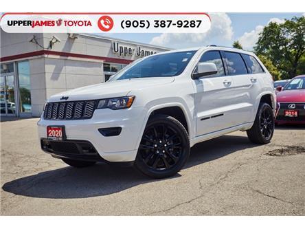 2020 Jeep Grand Cherokee Laredo (Stk: 95840) in Hamilton - Image 1 of 24
