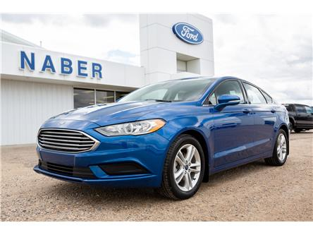 2018 Ford Fusion SE (Stk: B21956) in Shellbrook - Image 1 of 18