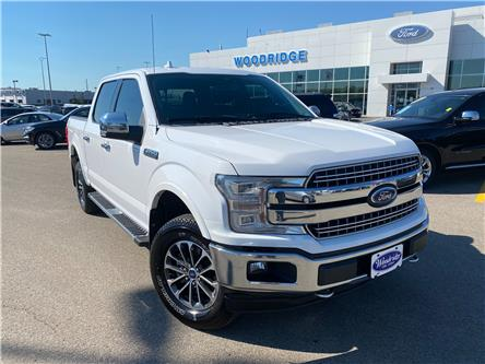 2018 Ford F-150 Lariat (Stk: M-1207A) in Calgary - Image 1 of 21