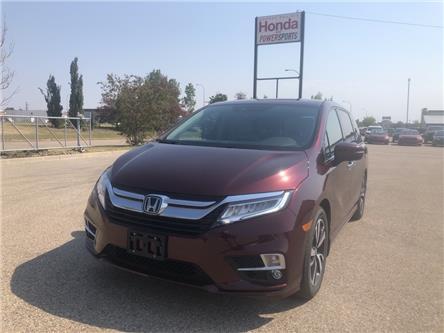 2020 Honda Odyssey Touring (Stk: P21-102) in Grande Prairie - Image 1 of 30