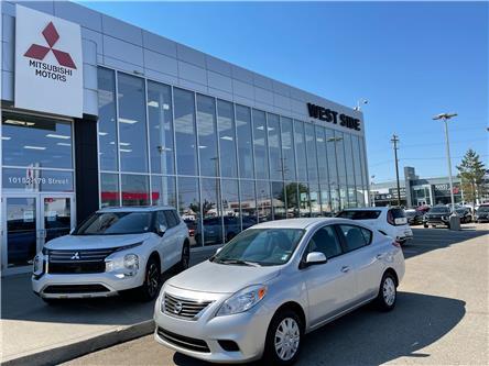 2012 Nissan Versa 1.6 SV (Stk: 22852A) in Edmonton - Image 1 of 19
