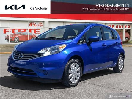 2016 Nissan Versa Note 1.6 SV (Stk: A1845) in Victoria - Image 1 of 23