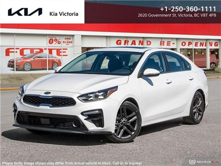 2021 Kia Forte EX Premium (Stk: FO21-339) in Victoria - Image 1 of 22