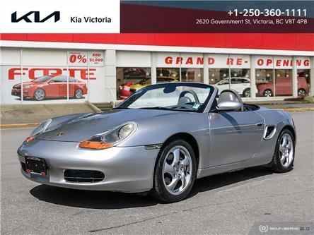 2001 Porsche Boxster Base (Stk: A1825) in Victoria - Image 1 of 19