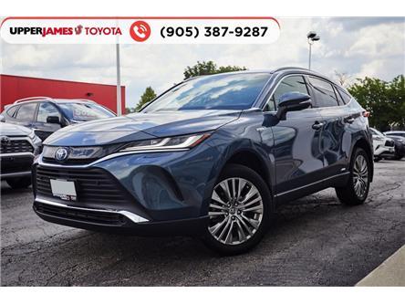 2021 Toyota Venza XLE (Stk: 210008) in Hamilton - Image 1 of 20
