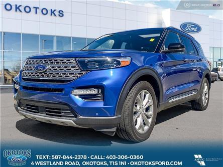 2020 Ford Explorer Limited (Stk: B84164) in Okotoks - Image 1 of 26