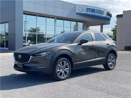 2021 Mazda CX-30 GS (Stk: 21T145) in Kingston - Image 1 of 16