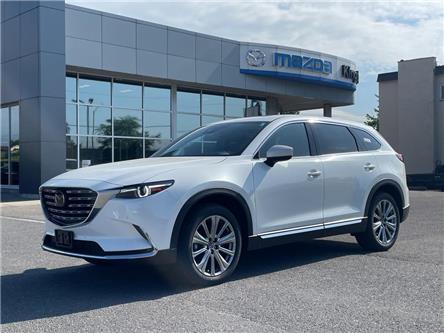 2021 Mazda CX-9 Signature (Stk: 21T144) in Kingston - Image 1 of 16