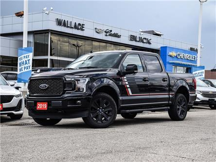 2019 Ford F-150 LARIART 4WD SuperCrew LOADED 1 OWNER ACCIDENT FREE (Stk: 345858A) in Milton - Image 1 of 26