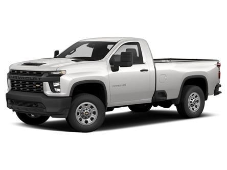 2021 Chevrolet Silverado 3500HD Work Truck (Stk: X447) in Courtice - Image 1 of 2