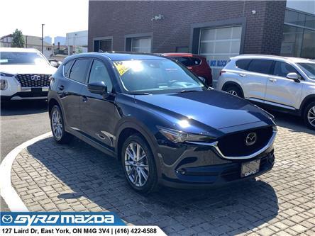 2019 Mazda CX-5 GT w/Turbo (Stk: 31214) in East York - Image 1 of 30