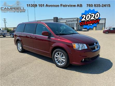 2020 Dodge Grand Caravan Premium Plus (Stk: 10604) in Fairview - Image 1 of 16