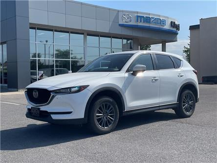 2019 Mazda CX-5 GS (Stk: 21t146a) in Kingston - Image 1 of 2